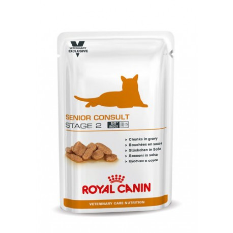 Royal Canin Vet Care Senior Consult Stage 2 - Natvoeding