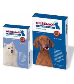Milbemax kauwtabletten voor honden