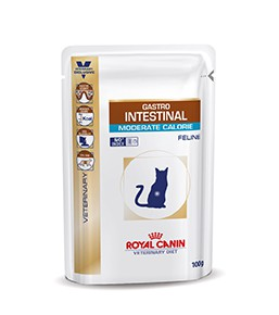 Royal Canin Gastro Intestinal Moderate Calorie Kat - Natvoeding