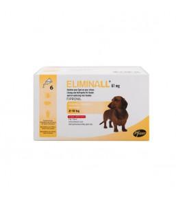 Eliminall - tegen vlooien en teken bij honden