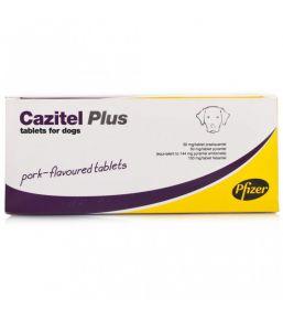 Cazitel Plus - Ontwormingsmiddel voor honden