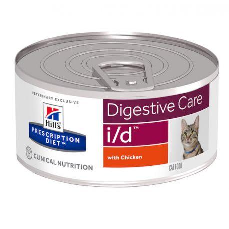 Prescription Diet i/d Feline blikvoer Kip