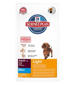 Science Plan Canine Adult Light Mini