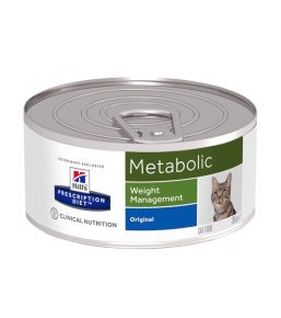 Hill's Prescription Diet Metabolic Feline (blik)
