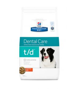 Prescription Diet Canine T/D