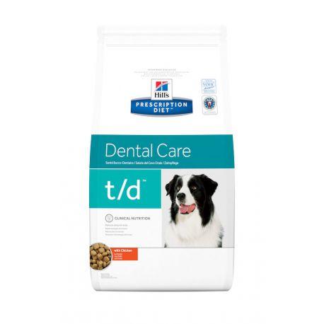 Prescription Diet Canine T/D