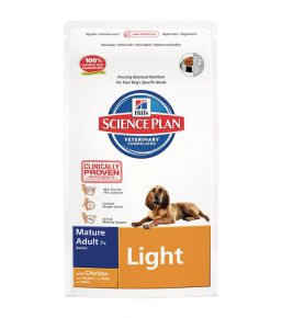 Science Plan Canine Mature Adult 7+ Light