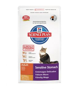 Science Plan Feline Adult Sensitive Stomach