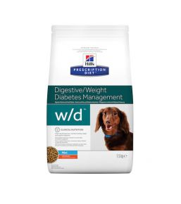 Hill's Prescription Diet W/D Canine Mini