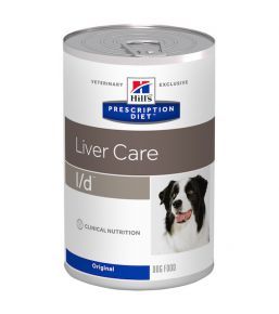 Prescription Diet L/D Canine (blikvoer)