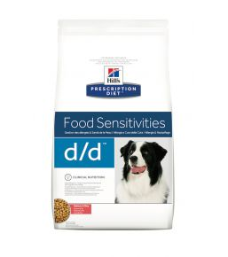 Prescription Diet Canine D/D Zalm en Rijst