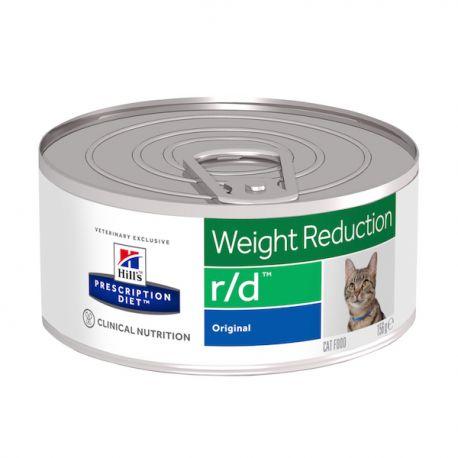 hill 39 s prescription diet r d feline blikken voor kat met overgewicht of suikerziekte direct. Black Bedroom Furniture Sets. Home Design Ideas