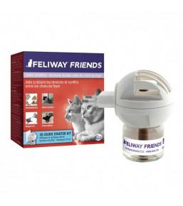 Feliway Friends Verdamper en navulling - feromonen voor katten