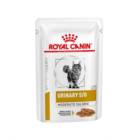 Royal Canin Urinary S/O kat - Moderate Calorie - Natvoeding