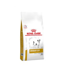 Royal Canin Urinary S/O small dog (tot 10kg)