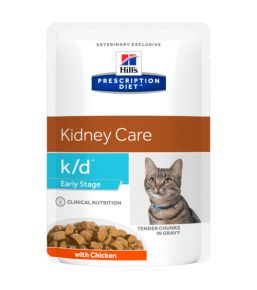 Hill's Prescription Diet k/d Feline Early Stage Maaltijdzakjes