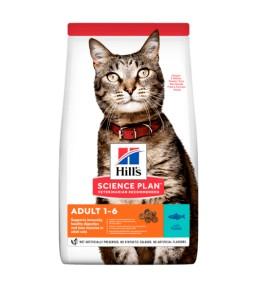 Science Plan Feline Adult Tonijn - droogvoer