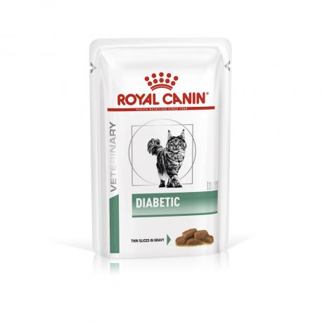 Royal Canin Diabetic Kat - Natvoeding