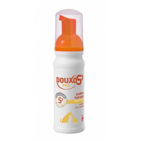 Douxo S3 Pyo Mousse voor honden en katten
