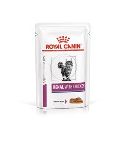 Royal Canin Renal Kat - Natvoeding portie kip