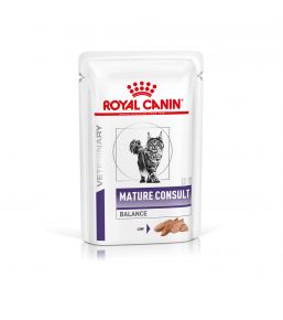 Royal Canin Vet Care Senior Consult Stage 1 - Natvoeding