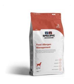Specific CDD Food Allergen Management