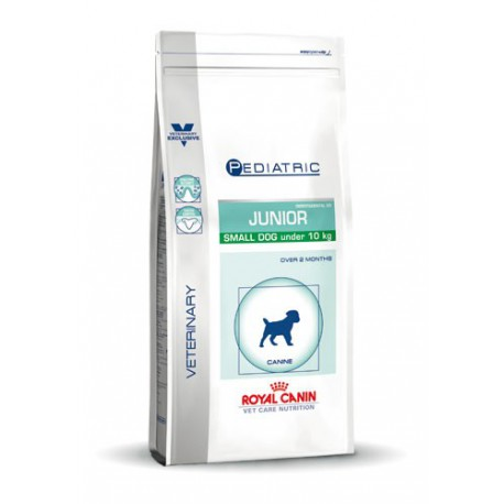 Royal Canin Vet Care Small Dog Junior (tot 10 kg)